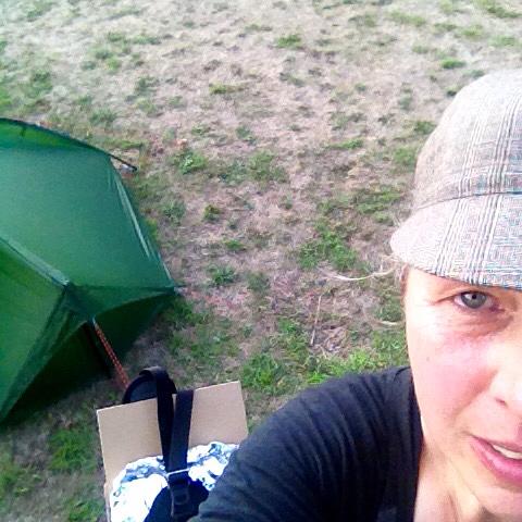 Flammkuchen-to-go Campingplatz Hohes Elbufer Geesthacht